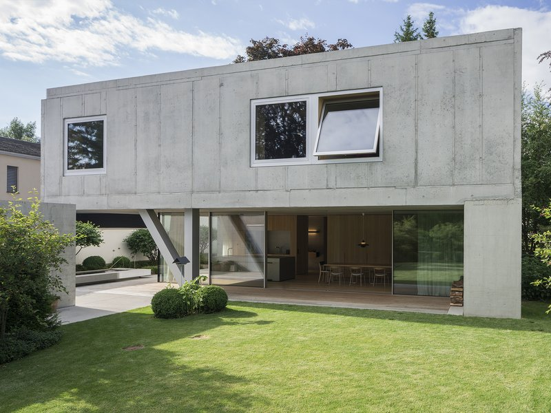 SoHo Architektur: uF Haus - best architects 20