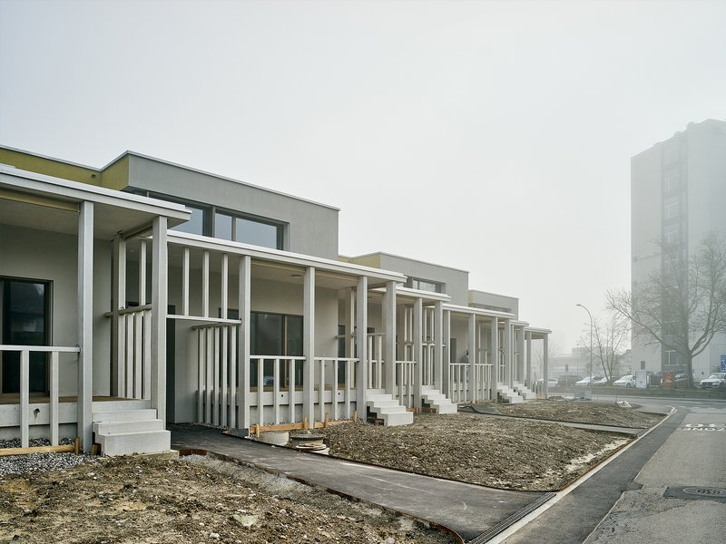 Graber Pulver Architekten: Uhlmann apartment complex - best architects 20