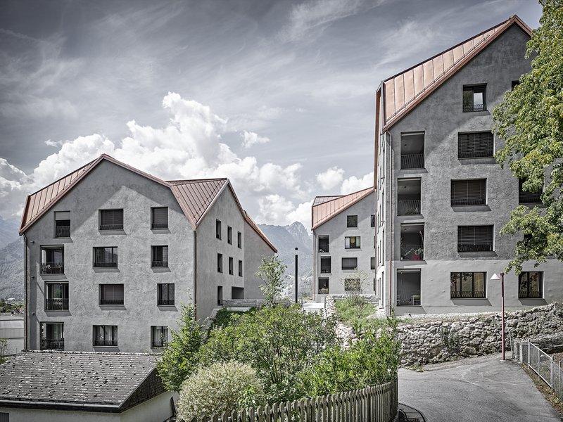 Wild Bär Heule Architekten: Residential development, Weesen - best architects 20