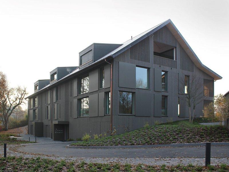 barbara gschwend: Mehrfamilienhaus zwischen Stadt und Land - best architects 20