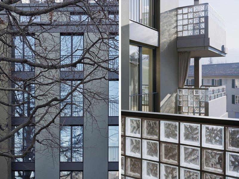 Blättler Dafflon Architekten : Wohnsiedlung Luegisland - best architects 20
