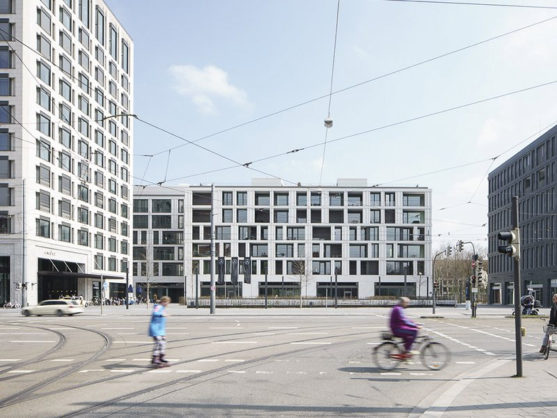 03 Architekten: Haus am Parzivalplatz - best architects 20