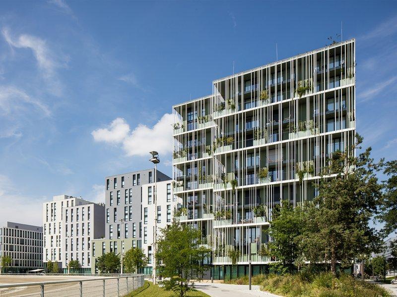 Chaix & Morel et associés - CA Pichler ZT GmbH: Mikroapartments – STUDIO ZWEI - best architects 20
