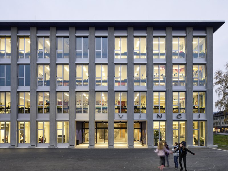 pool Architekten: Primarschulhaus Vinci - best architects 20