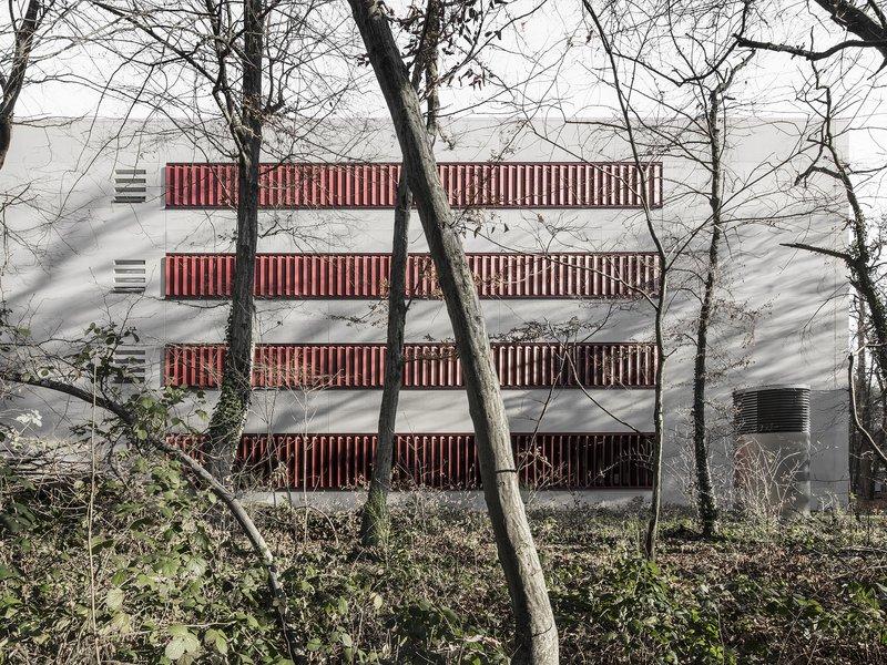 Schulz und Schulz: Gebäude N - best architects 20