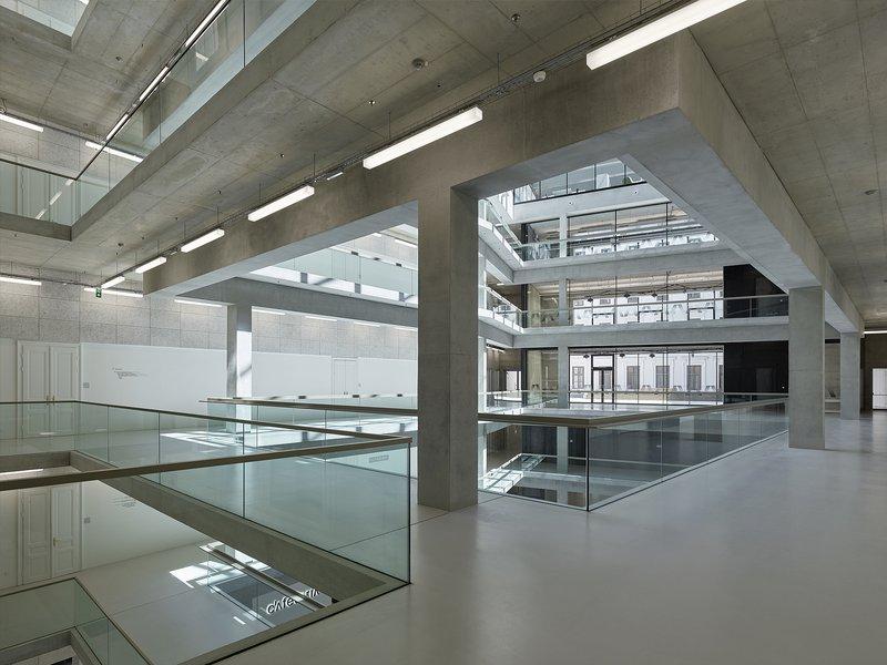 Riepl Kaufmann Bammer Architektur : Expansion University of Applied Arts Vienna - best architects 20