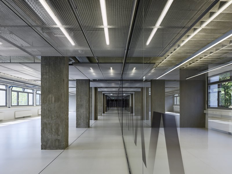 Riepl Kaufmann Bammer Architektur : Renovation University of Applied Arts Vienna  - best architects 20