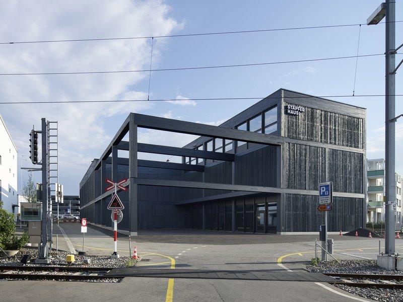 pool Architekten: Stapferhaus Lenzburg - best architects 20