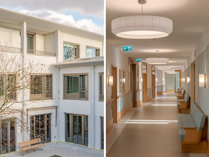 ARGE Joos & Mathys Architekten / Schmid Schärer Architekten: Haus der Demenz Bombach - best architects 20