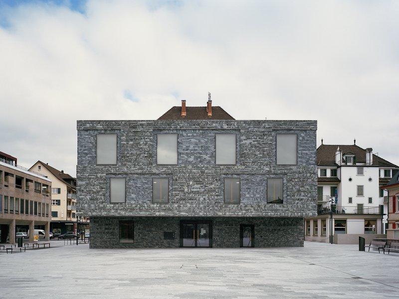ARGE Blättler Dafflon Architekten und Horisberger Wagen Architekten: Gemeindehaus Meilen - best architects 20