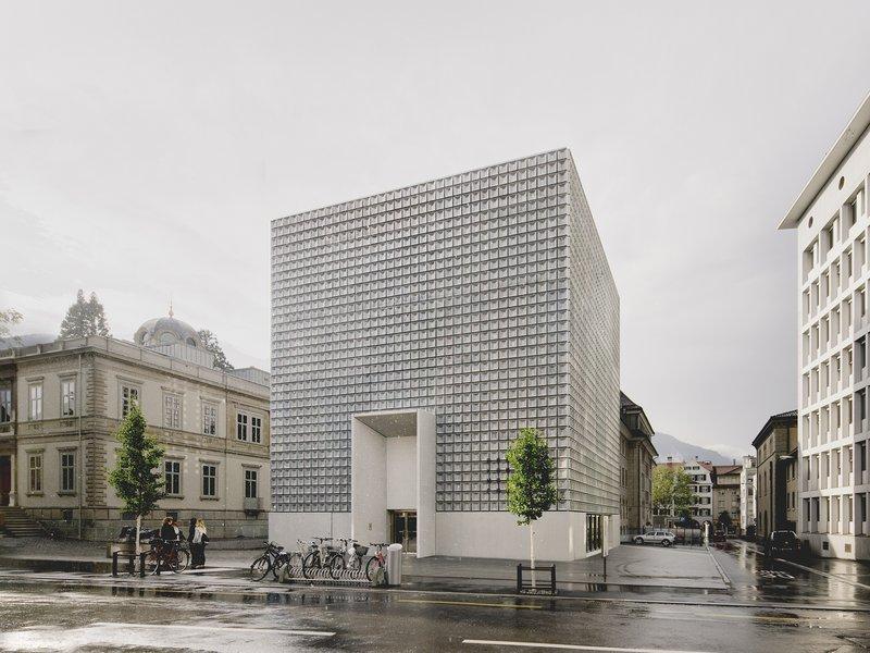 Barozzi Veiga: BKM - Bündner Art Museum - best architects 20
