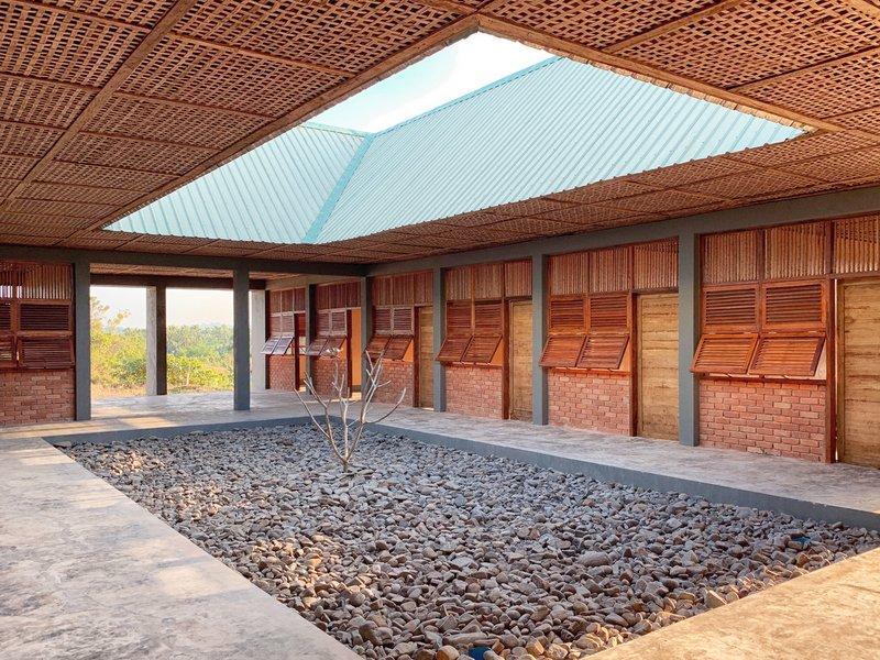 Ackermann + Raff: Magyizin Hospital - best architects 20