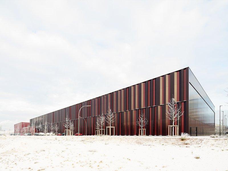 DFZ Architekten: Neubau des Opernfundus der Hamburger Staatsoper - best architects 20