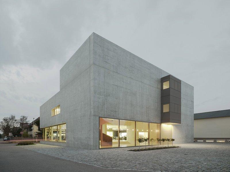 f m b architekten - norman binder, andreas-thomas mayer: Greiner Headquarter - best architects 20