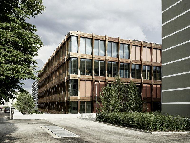 Schneider & Schneider Architekten: Hauptsitz Swissgrid, Aarau - best architects 20