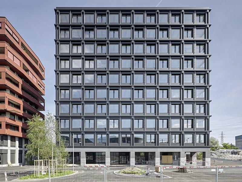 Burkard Meyer Architekten: Bürogebäude Suurstoffi 22 - best architects 20