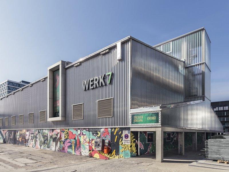 N-V-O Nuyken von Oefele Architekten und Stadtplaner: WERK 7 - best architects 20