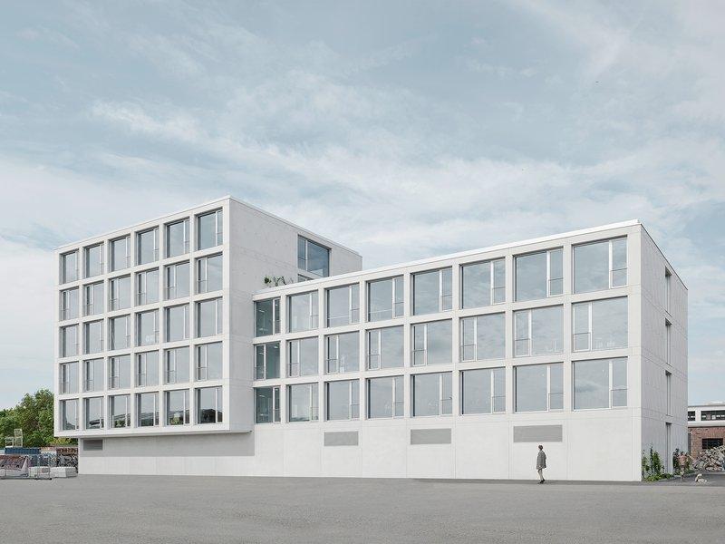 Birk Heilmeyer und Frenzel Architekten: FUX Festigungs- und Expansionszentrum  - best architects 21