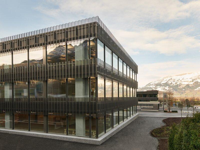 Giuliani Hönger Architekten : Hilti Office Mitte - best architects 21 in gold