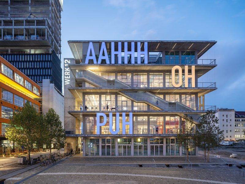 ARGE MVRDV und N-V-O : Werk 12 - best architects 21