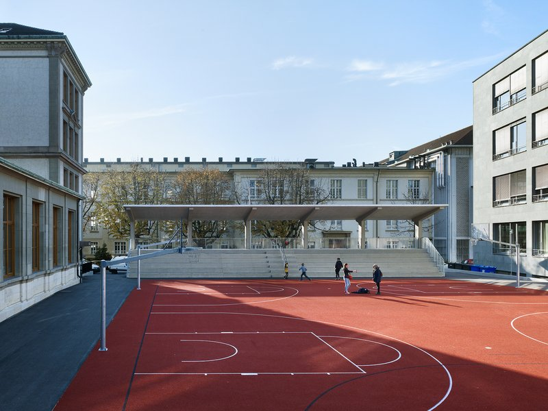 MET Architects : Vogesen stadium - best architects 21