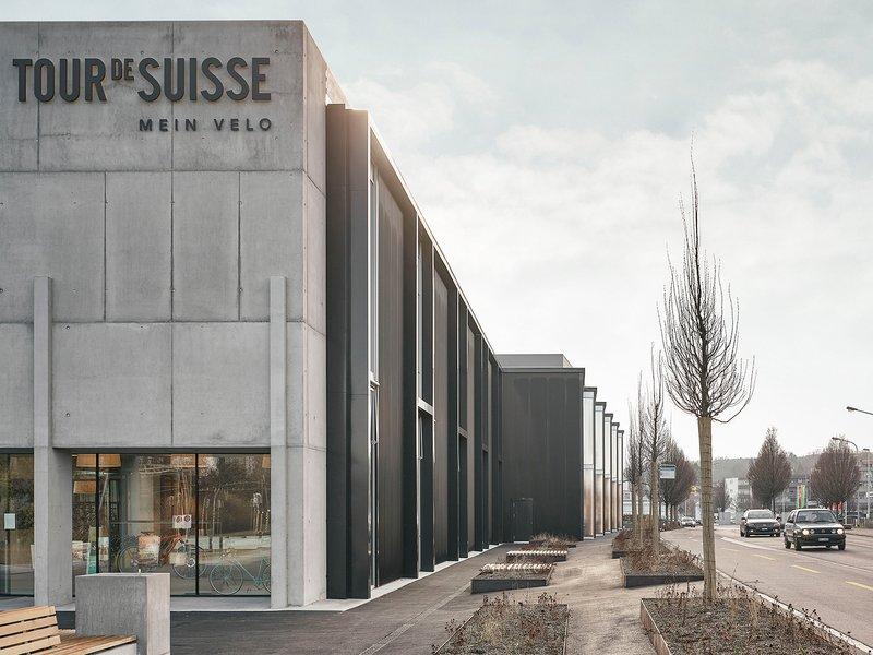 SLIK Architekten | moos. giuliani. herrmann. architekten : Tour de Suisse Rad AG - best architects 21