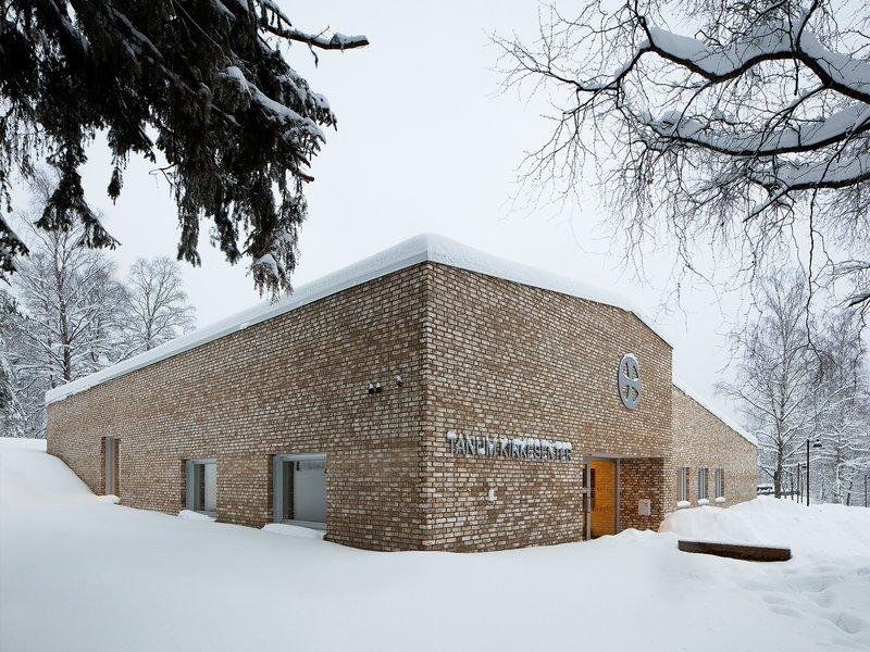 Longva arkitekter: Tanum parish centre - best architects 21