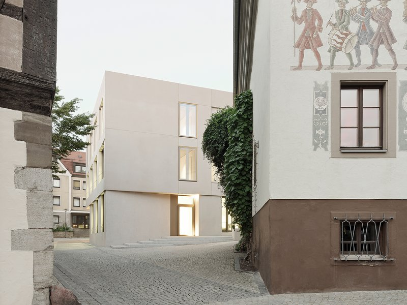 Steimle Architekten: New extension district administrative office Bad Kissingen - best architects 21