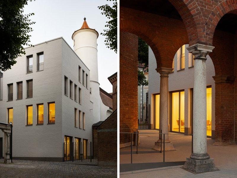 Diezinger Architekten : Evangelisch-Lutherisches Gemeindezentrum Eichstätt - best architects 21