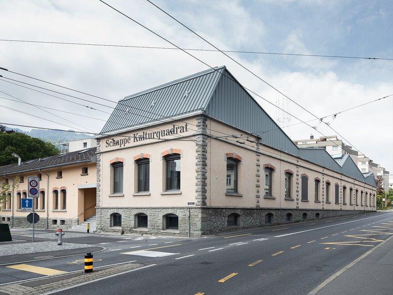Graber & Steiger Architekten : Schappe youth and arts centre - best architects 21