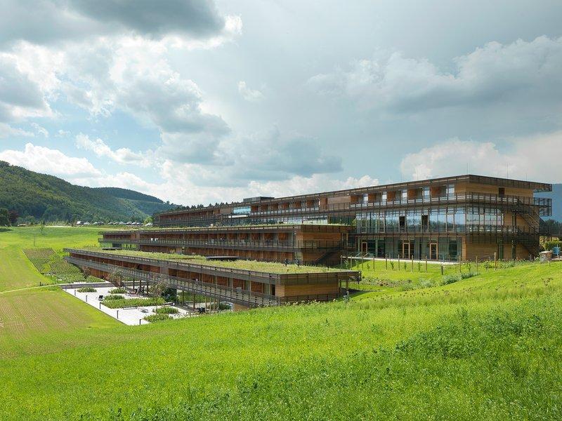 Dietger Wissounig Architekten : Gesundheitseinrichtung Josefhof - best architects 21