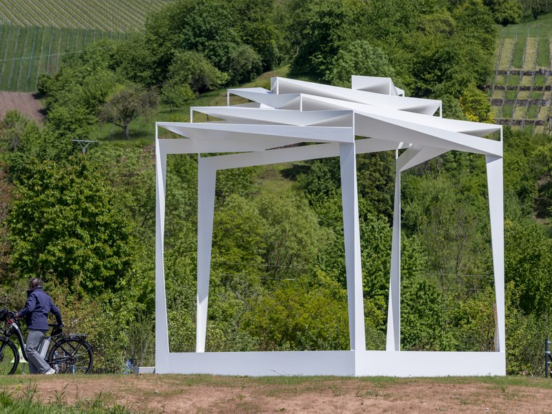 Schulz und Schulz: Remshalden Rose Pavilion - best architects 21
