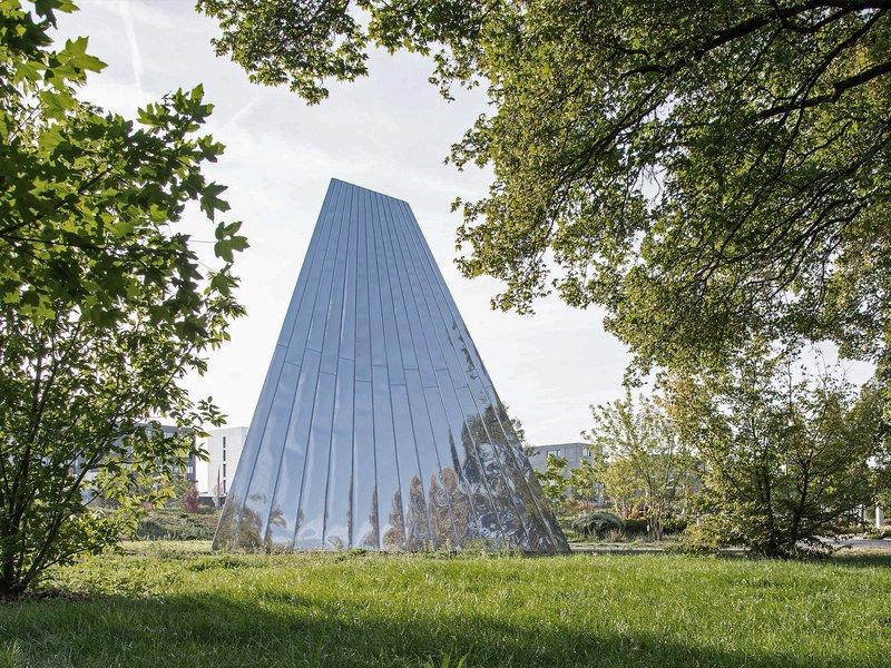 Brückner & Brückner Architekten : Trinitatis – ecumenical wayside chapel at the regional garden show - best architects 21