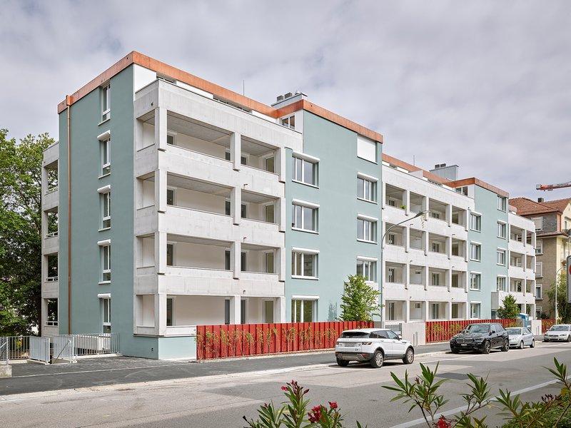 Edelaar Mosayebi Inderbitzin Architekten: Freihofstrasse Residential Building - best architects 21