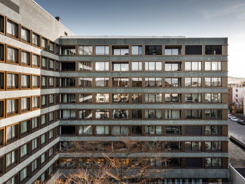 Marazzi + Paul Architekten mit Theo Hotz Architekten: Schönburg - best architects 21