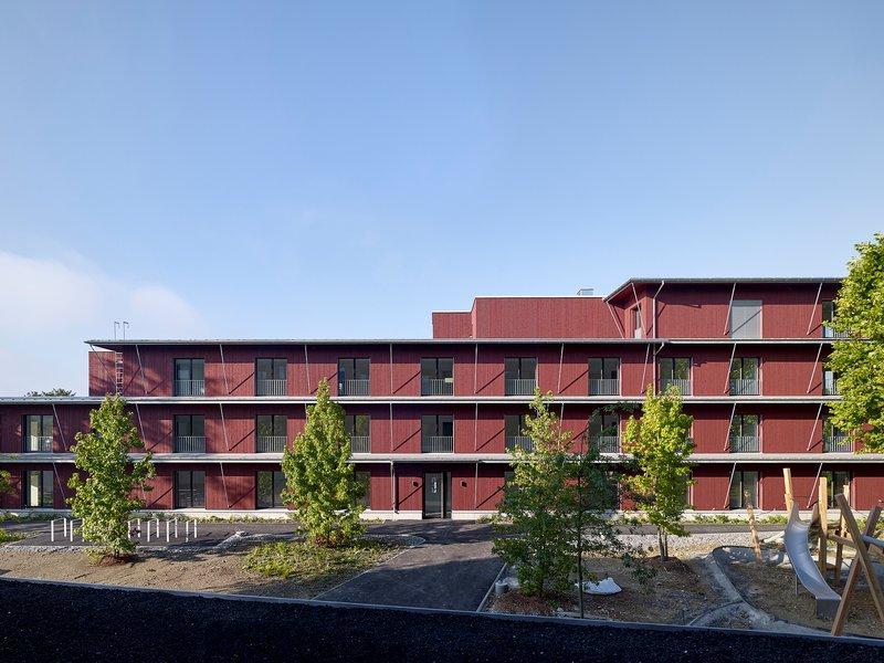 Luca Selva Architekten: Regional development «Gishalde-Steinbille» Haus A - best architects 21