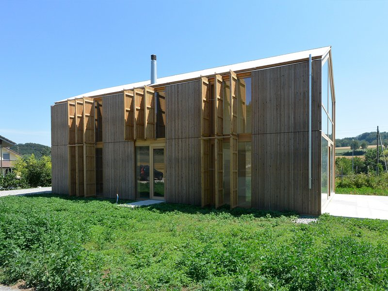 U15 Architectes : Minimhouse - best architects 21