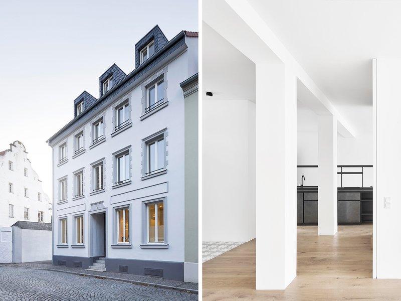 Nidus Studio / Dickel Architektur: Stadthaus Kaiserswerth - best architects 21