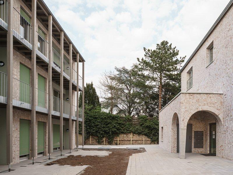 Baur & Latsch Architekten Partnerschaftsgesellschaft mbB : Wohnen am Verna-Park - best architects 21