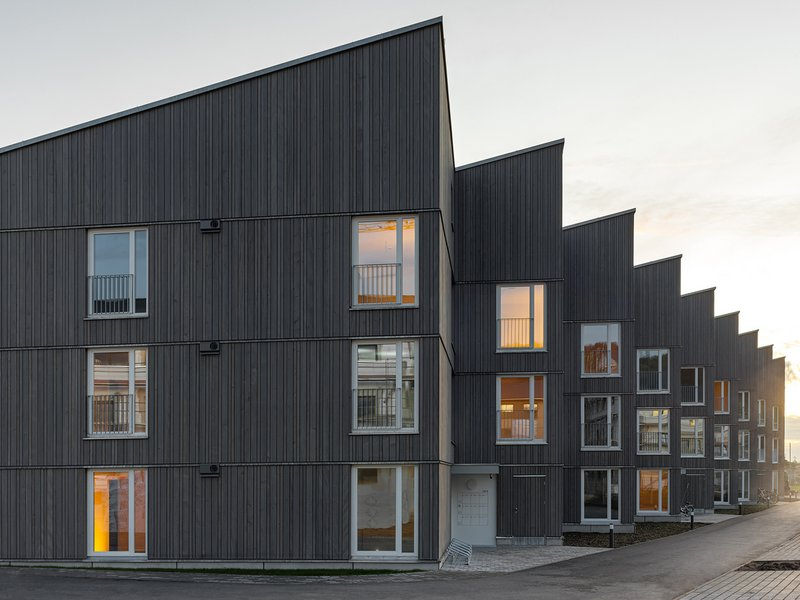 Diezinger Architekten GmbH: Deininger Weg Housing Complex - best architects 21