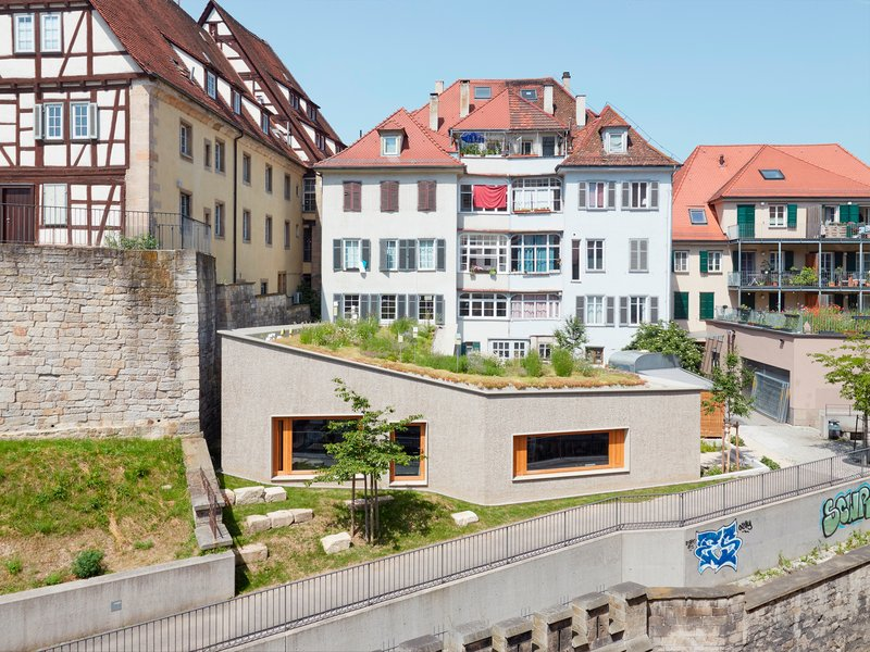 Dannien Roller Architekten + Partner:  Extension and conversion of a residential and commercial building - best architects 22