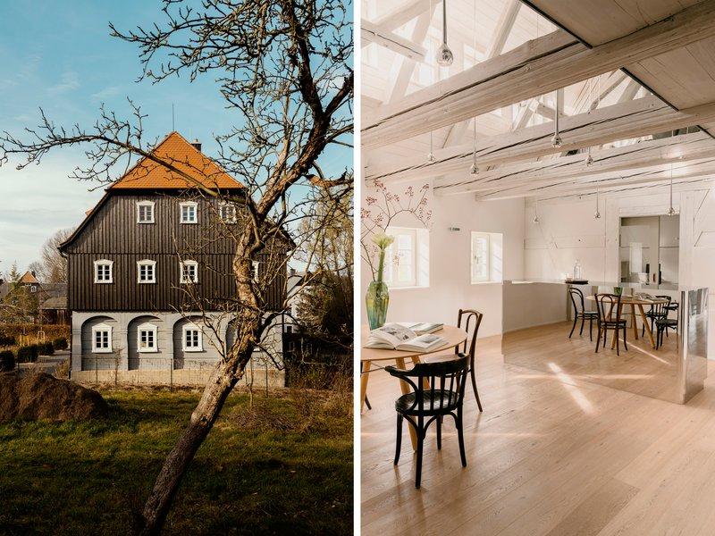 Atelier ST: Faktorenhaus Schönbach - best architects 22