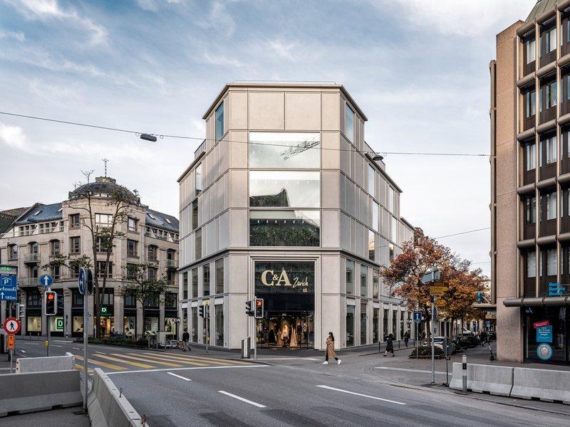 atelier ww: Umbau | Sanierung Warenhaus C&A Zürich - best architects 22