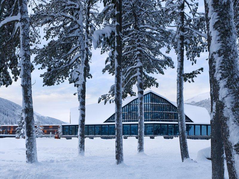 Marques Architekten: Davos Ice Stadium - best architects 22