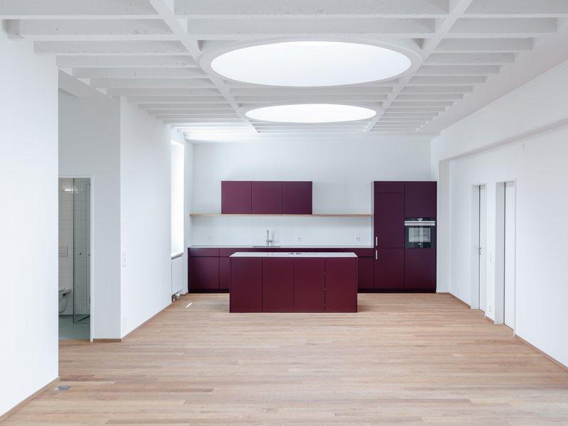 Luca Selva Architekten: Umbau eines Druckereigebäudes in Loftwohnungen - best architects 22