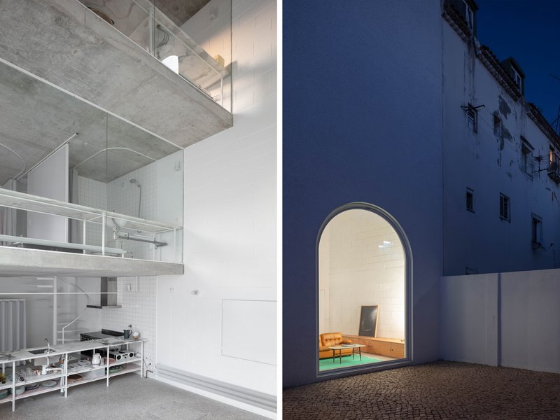BUREAU: Dodged House - best architects 22 in gold