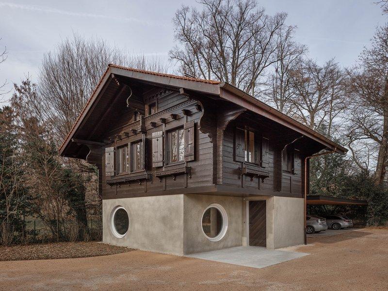 BUREAU: Mr Barrett's House - best architects 22