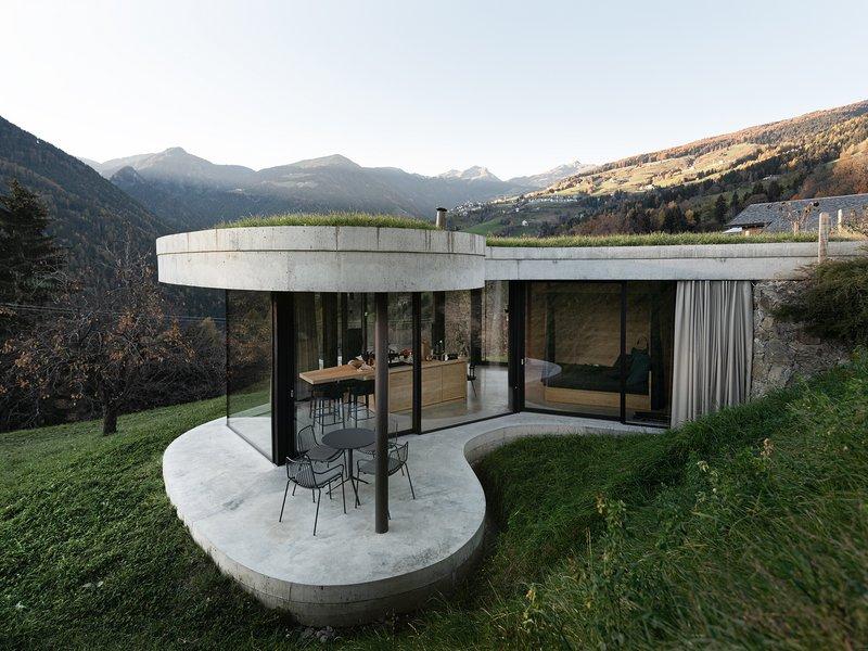 Martin Gruber Architekt: Freiform - best architects 22