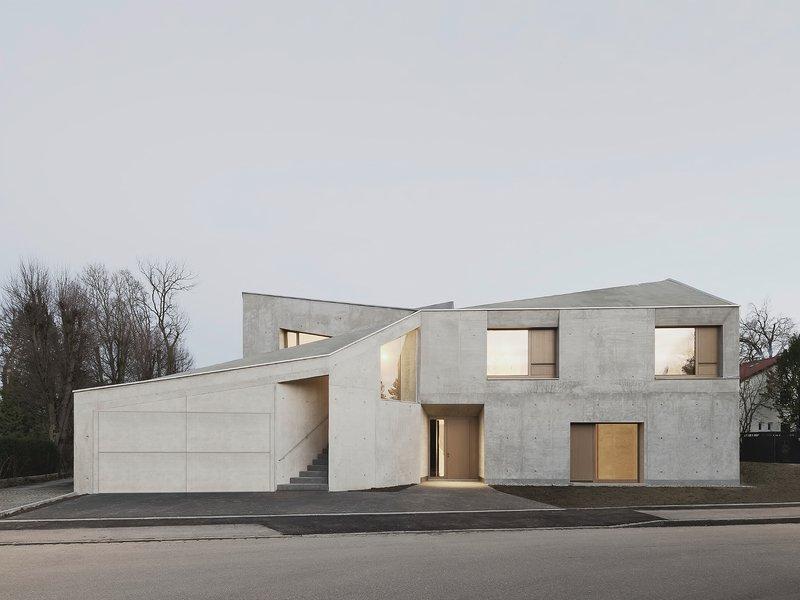 Pool Leber Architekten und Stadtplaner: House LOS - best architects 22