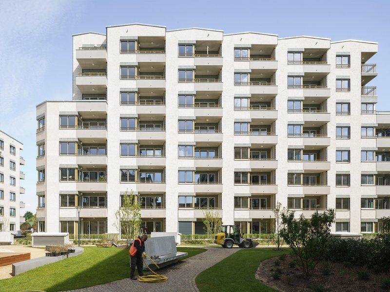 Modersohn & Freiesleben Architekten:  Four residential buildings in Berlin-Schmargendorf - best architects 22